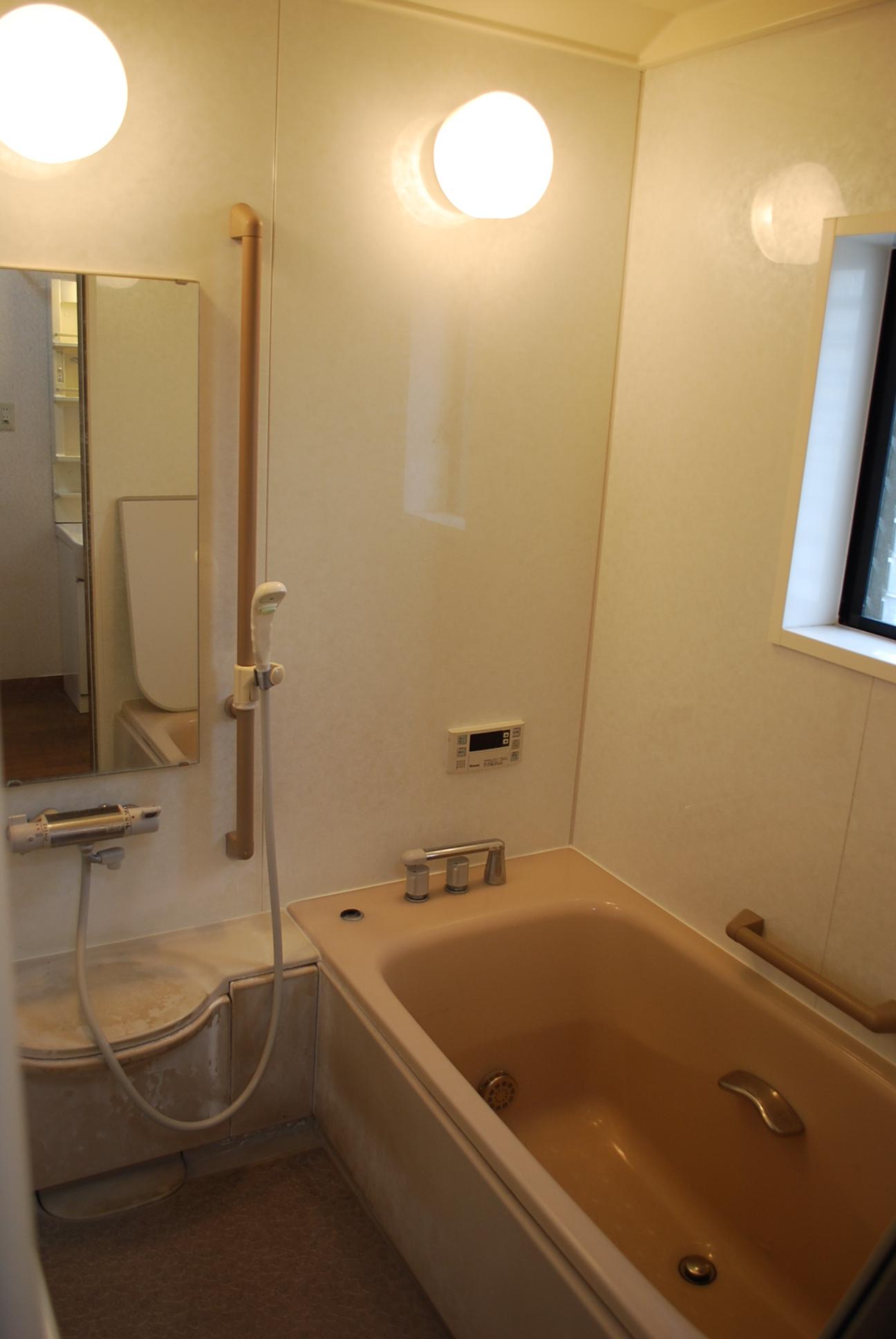 浴室リフォームbofore