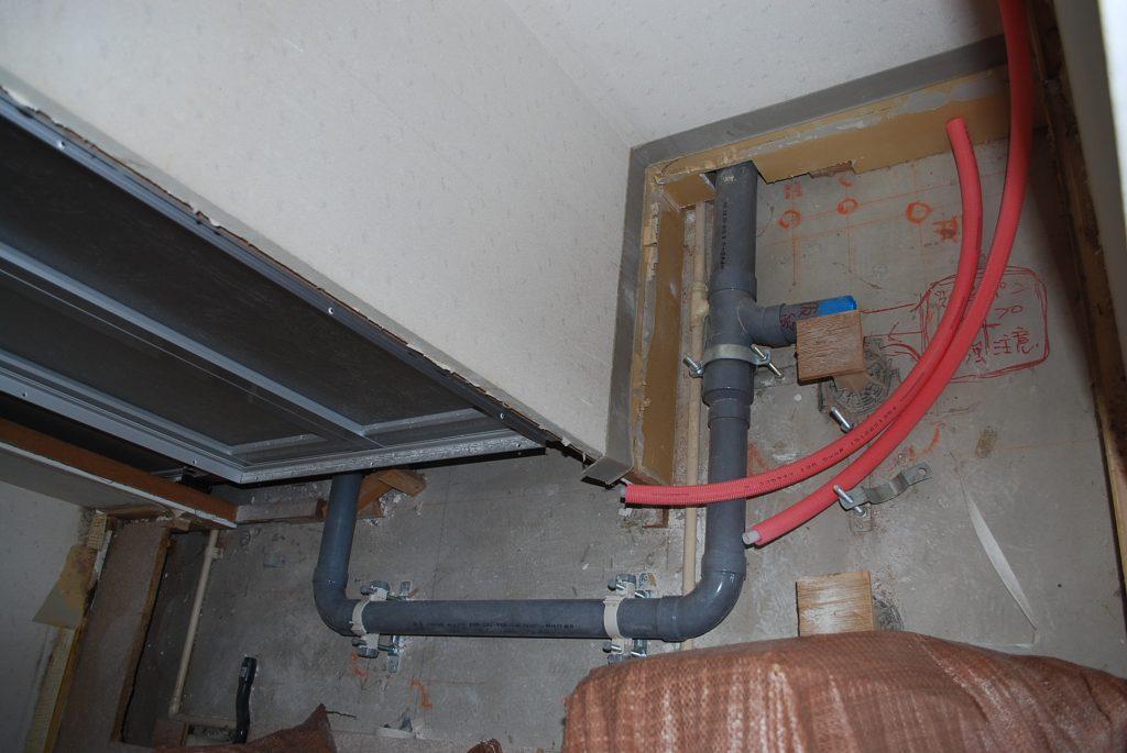 マンション排水管