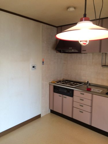 キッチン姫路リノベ