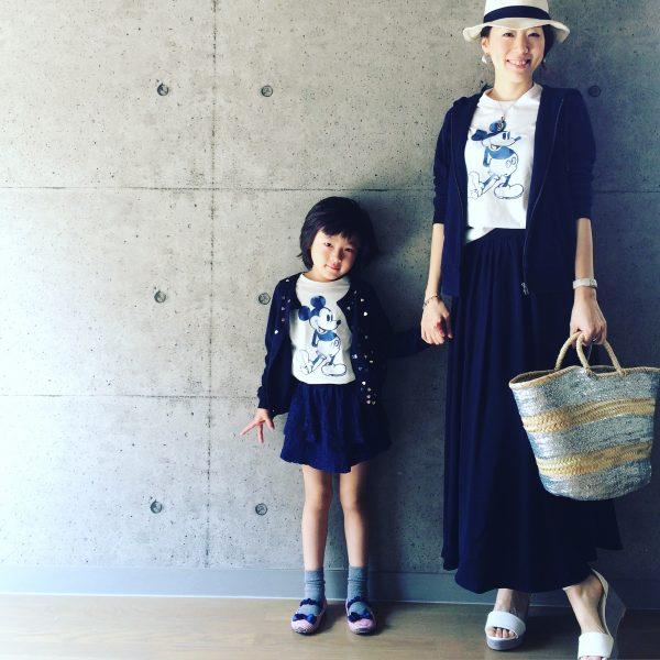 春ファッションコーデ