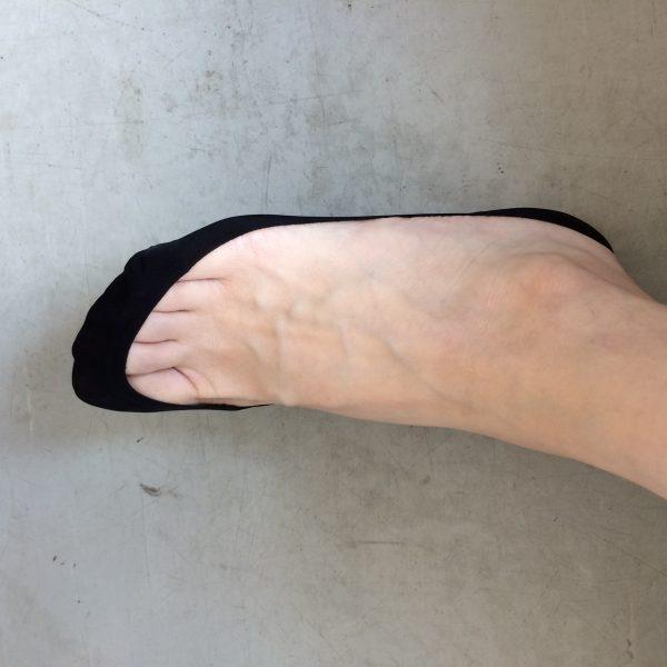 パンプス用靴下